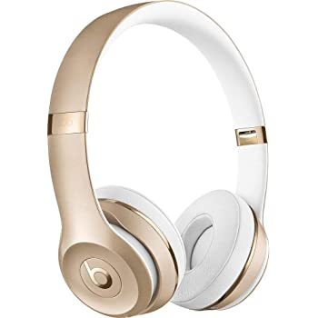 Amazon Com Beats Solo3 Wireless On Ear Headphones Gold Renewed Electronics
