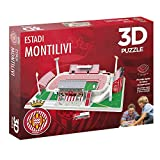 Eleven Force Puzzle Estadio 3D Municipal Montilivi (Girona) (10834), Multicolor (1)