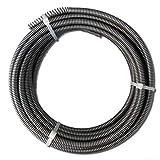 Rohrreinigungsspirale 8 mm x 10 Meter lang mit Innen-Stahlseele