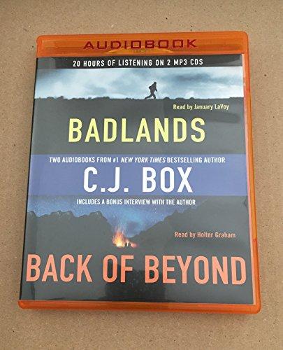 Badlands and Back of Beyond