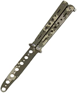 Andux Land Stainless Steel Player for Training CSGO Army Green CS/HDD12