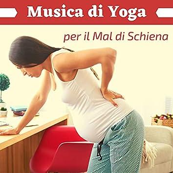 Musica di yoga per il mal di schiena