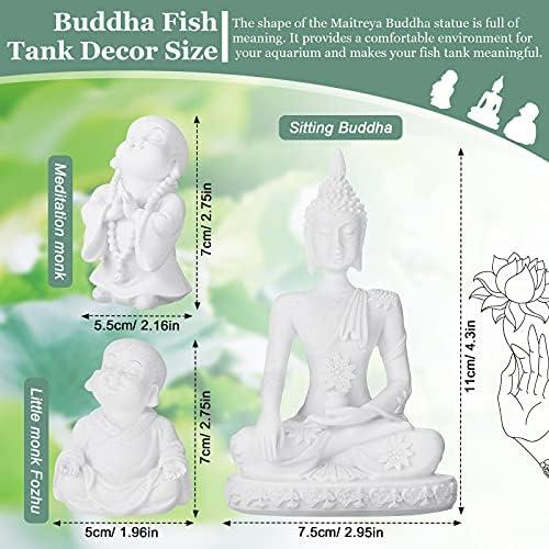 Buddha aquarium decoration _image3