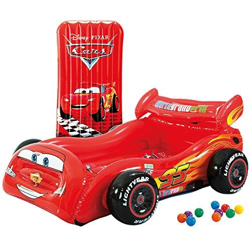 Intex 48667NP - Cars Toyz Ball Pit with Mattress