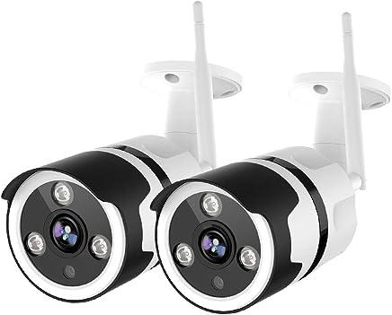 Outdoor Security Camera, 1080P Surveillance Cameras...