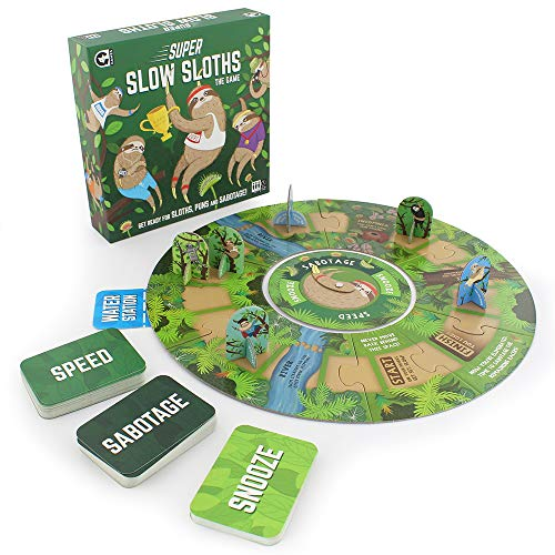 Sloth Board Game