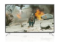 Panasonic TX-65EXW604 Viera 164 cm (65 Zoll) LCD Fernseher (4K ULTRA HD, HDR Multi, 1300Hz bmr, Quattro Tuner, TV auf IP Client, USB Recording)