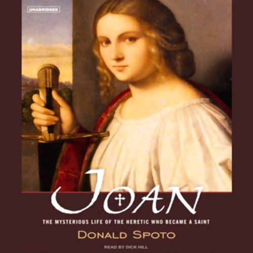 Joan  By  cover art