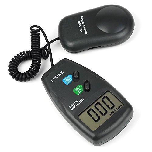 メーター名人『デジタル照度計(LX1010B)』