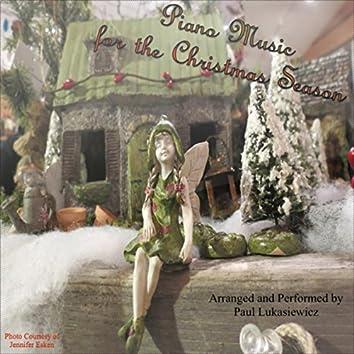 Piano Music for the Christmas Season