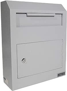 DuraBox Wall Mount Locking Deposit Drop Box Safe (W500)