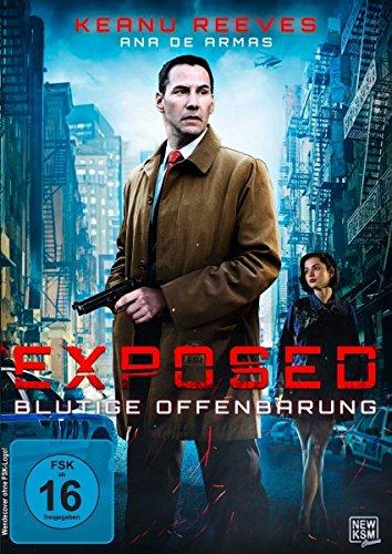Exposed - Blutige Offenbarung [Alemania] [DVD]