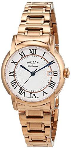 Rotary Damen - Armbanduhr Caviano Analog Quarz LB90144/06
