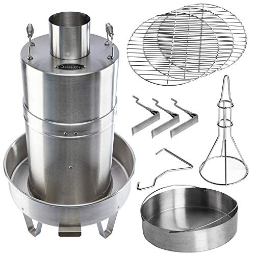Affordable Orion Cooker Outdoor Convection Cooker Stainless Steel Barbecue Smoker Turkey Fryer