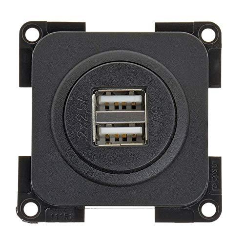 Fawo USB-Steckdose 2-fach, SB-verpackt