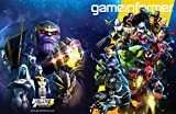 Game Informer - The World's #1 Video Game Magazine - Issue # 314 - June 2019 - Marvel Ultimate Alliance 3: The...
