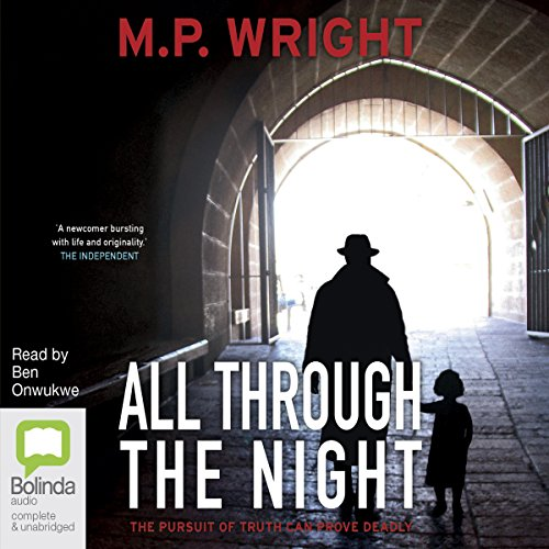 All Through the Night audiobook cover art