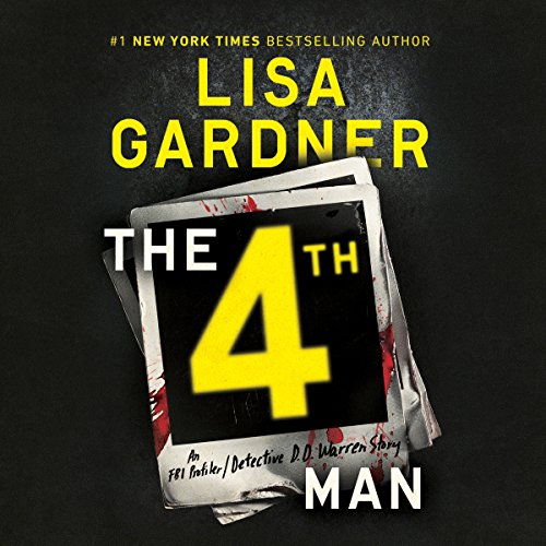 The 4th Man                   Written by:                                                                                                                                 Lisa Gardner                               Narrated by:                                                                                                                                 Luke Daniels                      Length: 1 hr and 24 mins     1 rating     Overall 3.0