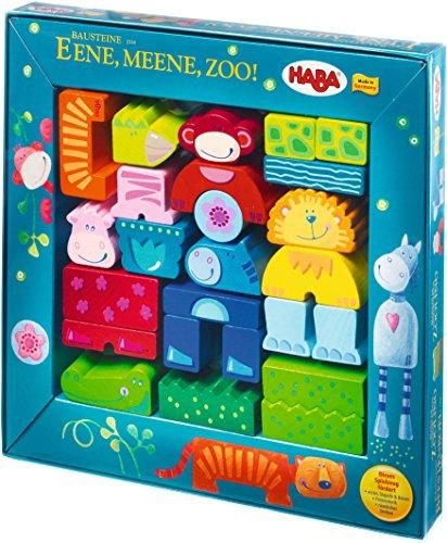 Haba 2334 – Bausteine Ene, mene, Zoo! - 2