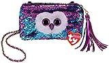 TY Unisex Kinder Moonlight Plüschtier Geldbörse, Mehrfarben, One Size