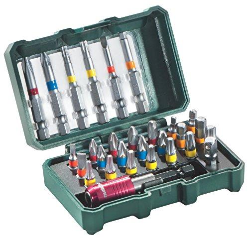 Metabo 626710000 Juego de accesorios de herramientas elé