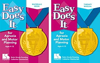 Easy Does It for Apraxia and Motor Planning