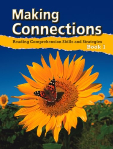 Making Connections: Grade 1