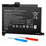 RayHom Replacement BP02XL Notebook Battery - for HP Pavilion Notebook PC 15 Series 15-AU000 15-AU010WM 15-AU018WM 15T-AW000 15Z-AW000