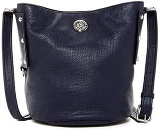 Marc By Marc Jacobs M0007255-484 C-Lock Bucket Ink Blue Crossbody Women's Handbag