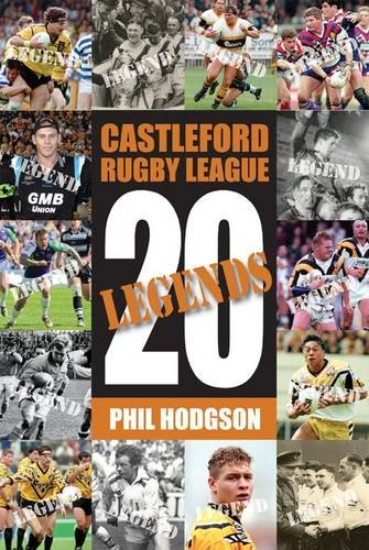 Image OfTwenty Legends: Castleford Rugby League
