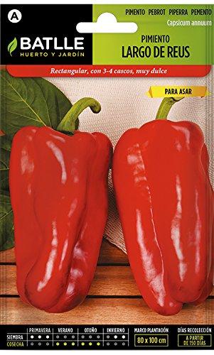Semillas Batlle – Semi di peperone