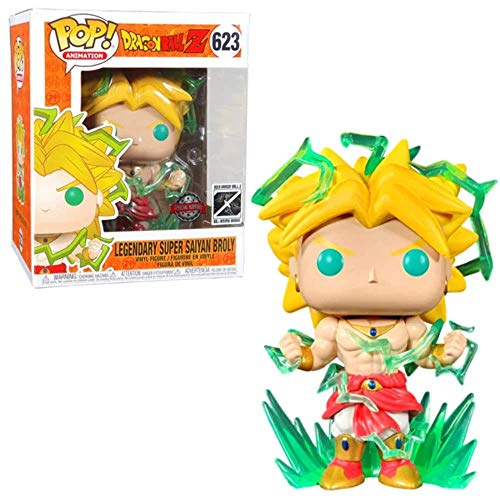 Funko Pop! Dragon Ball Z - Broly 623 (SUPER SIZED)
