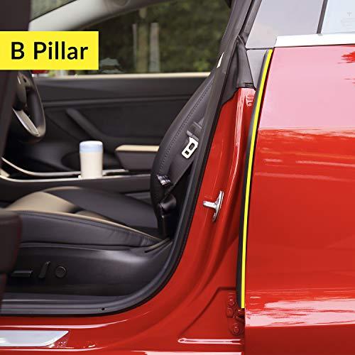 GOLOHO-Door-Seal-Kit-for-Tesla-Model-3-Model-Y-Self-Adhesive-Rubber-Weatherstrip-Noise-Reduction-Kit-Left-Right-Side