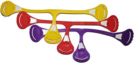 Snappi - Pinzas para pañales (3 unidades), varios colores