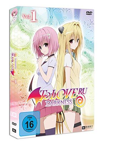 To Love Ru: Darkness - Staffel 3 - Vol.1 - [DVD]