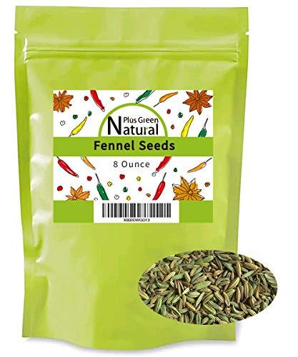Fennel Seed Whole 8 Ounces, Gluten Free Non GMO...