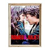 FANART369 Romeo- und Julia-Poster, A3, Original-Fanart,