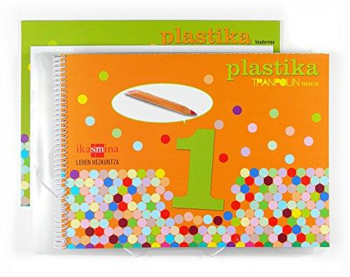Proiektua Tranpolin, plastika, 1 Lehen Hezkuntza