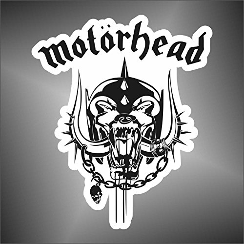 Aufkleber - Sticker Motorhead hip hop rap jazz hard rock pop funk sticker