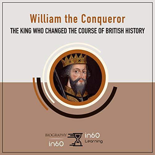 William the Conqueror audiobook cover art