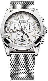 Victorinox Swiss Army 249066 Chronograph Infantry Stainless Steel Mens Watch