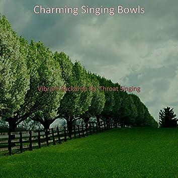 Vibrant Backdrop for Throat Singing
