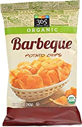 365 Everyday Value, Organic Potato Chips, Barbeque, 5 oz