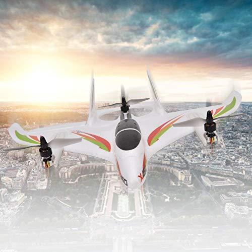 Feg Drone de Control Remoto, Drone RC sin escobillas de Control Remoto, avión de niños Adultos