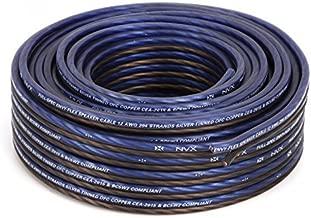 NVX® True Spec 12 Gauge 100% Oxygen-Free Copper EnvyFlex Speaker Cable / Wire - 25 feet [XWS1225]