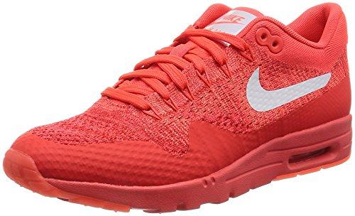 Nike Damen 843387-601 Fitnessschuhe, Orange Bright dunkelrot weiß Universitätsrot, 39 EU