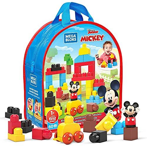 Mega Bloks Disney, Bolsa De Construção