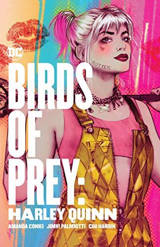51lWabGSo2L Harley Quinn Novels