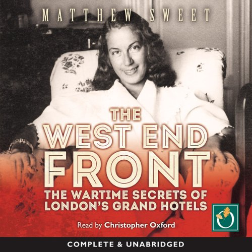 The West End Front audiobook cover art