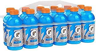 Gatorade Cool Blue 12 Ounce 12 Count